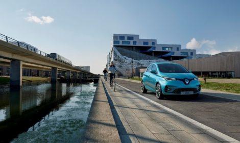 Atklāj sev jauno Renault elektromobili ZOE