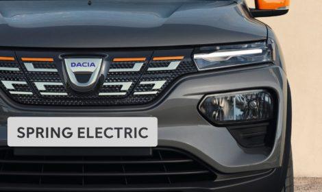 Dacia SPRING – 100% elektro automobilis drīzumā jau pieejams Latvijā!